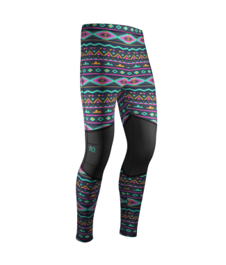 so solid leggings native pink