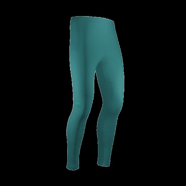 so solid leggings shiva blue