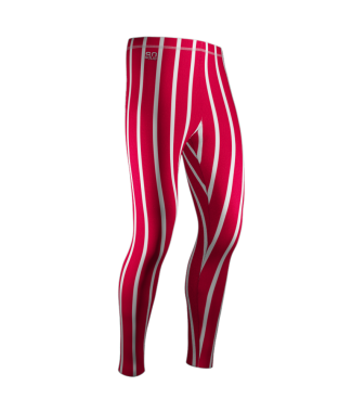 so solid leggings wolferl red